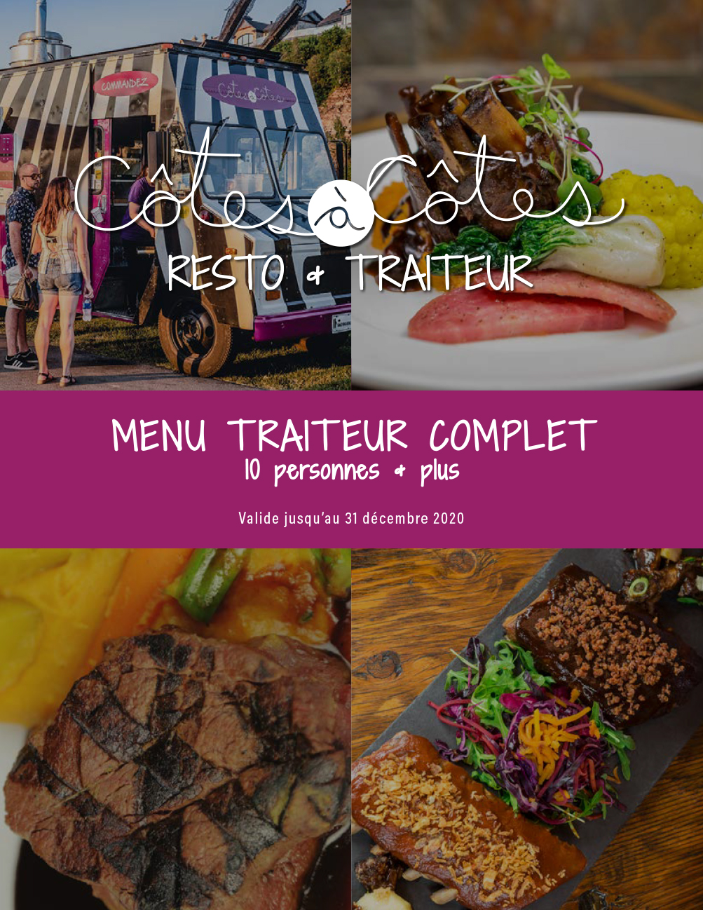 2.0 menu traiteur complet 1